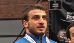 Πρωταθλητής Ευρώπης ο Κουλούμογλου!