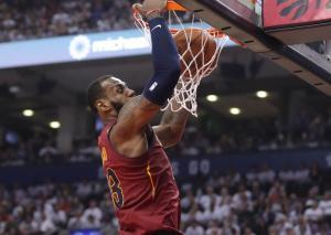 NBA: Τα κορυφαία καρφώματα του Λεμπρόν Τζέιμς στη σεζόν [vid]
