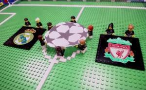 Ο τελικός του Champions League με Lego! [vid]