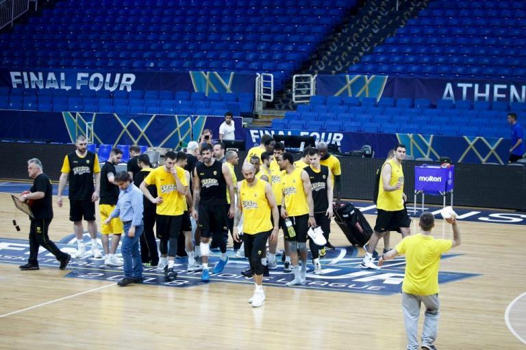 Αθλητικές μεταδόσεις με ημιτελικό για ΑΕΚ στο Basketball Champions League (04/05)   Newsit.gr