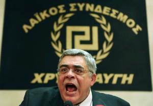 Μιχαλολιάκος: Νέο εθνικιστικό παραλήρημα στη Βουλή