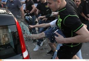 Θεσσαλονίκη: Νέες αντιδράσεις για την επίθεση στον Γιάννη Μπουτάρη – «Βία και μίσος που γεννά ο φασισμός»!