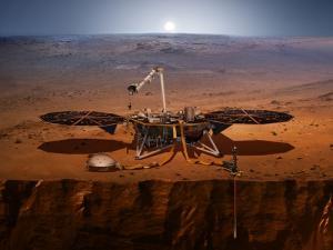 Στην καρδιά του πλανήτη Άρη – Το Insight θα δώσει τις απαντήσεις