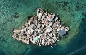 Στο πιο πυκνοκατοικημένο νησί του κόσμου…