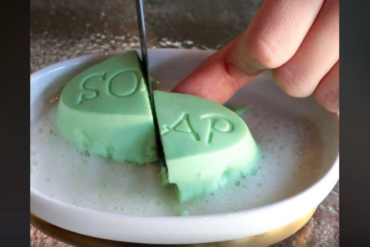 Δεν είναι σαπούνι! Είναι γλυκό! | Newsit.gr