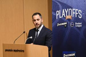 «Η Stoiximan.gr Basket League ενώνει, το μπάσκετ νοιάζεται και ο αθλητισμός είναι έκφραση πολιτισμού»