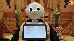 Γνώρισε τον Pepper, το ρομπότ ιερέα