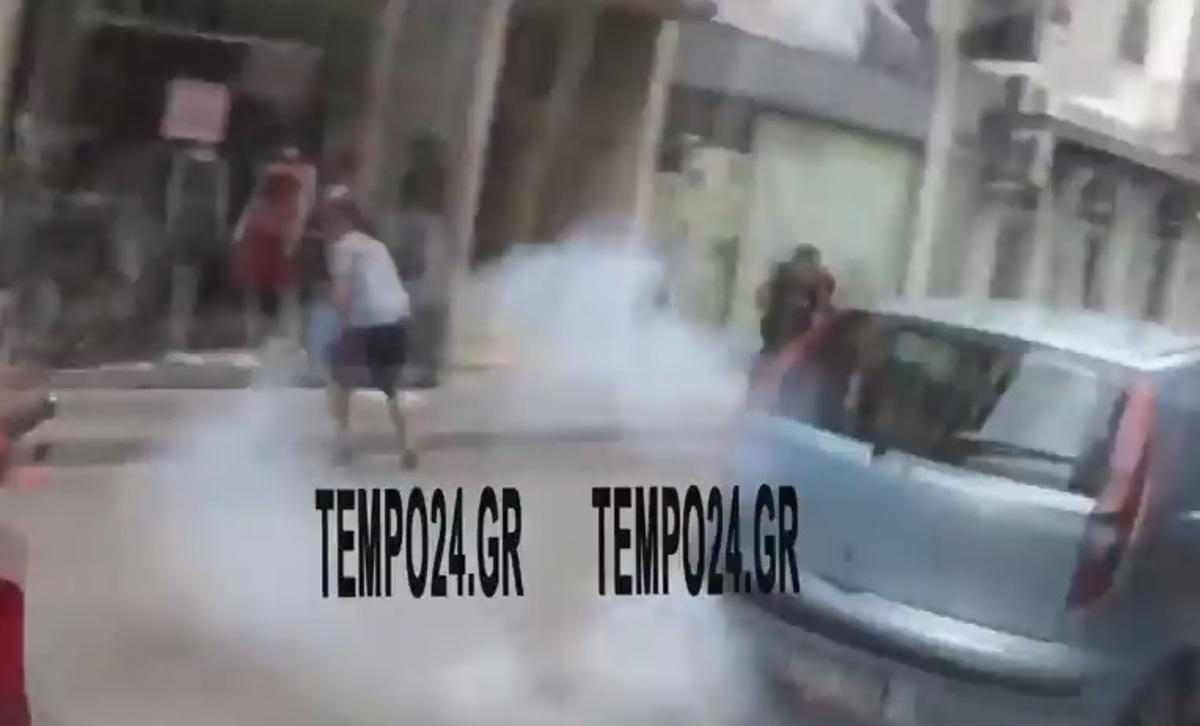 Πλειστηριασμοι: Επεισόδια στην Πάτρα [vid] | Newsit.gr
