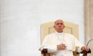 """Υπέρ """"της ειρήνης και της ενότητας"""" στη Βενεζουέλα, προσεύχεται ο Πάπας Φραγκίσκος"""
