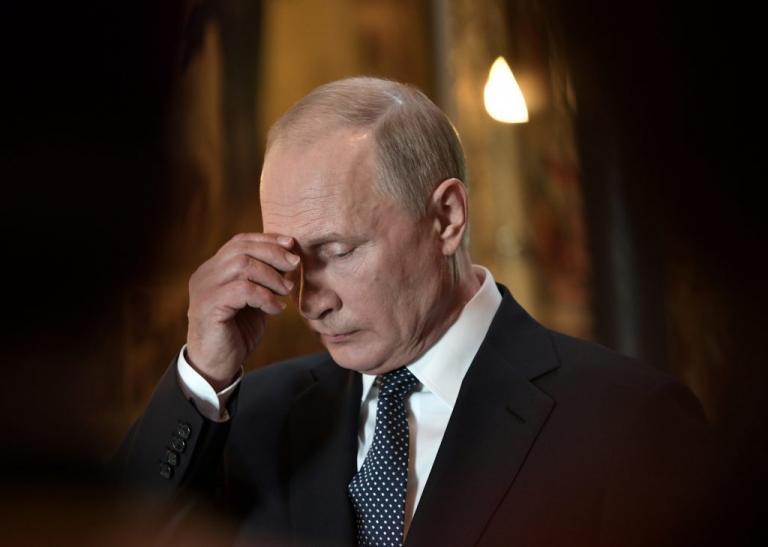 Πούτιν: Ορκίστηκε Πρόεδρος της Ρωσίας σε μία τελετή υπερπαραγωγή! Πρότεινε τον Μεντβέντεφ για πρωθυπουργό