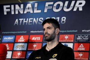 ΑΕΚ: Με Σάκοτα στον ημιτελικό του Basketball Champions League