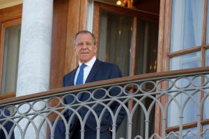 Είδε τον Κιμ ο Λαβρόφ – Μετέφερε πρόσκληση του Πούτιν να επισκεφθεί τη Μόσχα