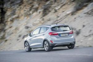 Οδηγούμε το νέο Ford Fiesta Active [pics]