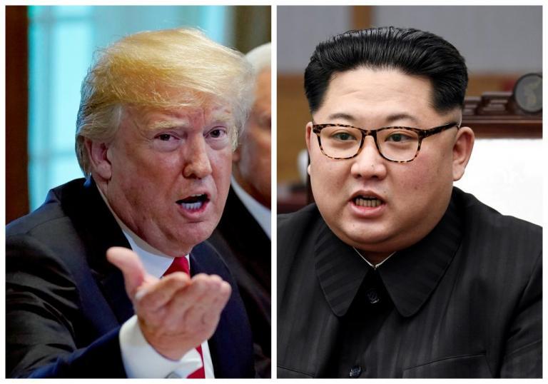 Επιβεβαιώνει ο Τραμπ: Στη Νέα Υόρκη ο αντιπρόεδρος της Βόρειας Κορέας! | Newsit.gr