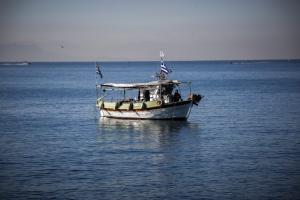 Αίγιο: Ψαράς βρήκε… πυρομαχικά στη θάλασσα!