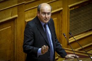 Χατζηδάκης: Να απαντήσει ξεκάθαρα ο Τσίπρας αν συζητά το όνομα «Μακεδονία του Ίλιντεν»