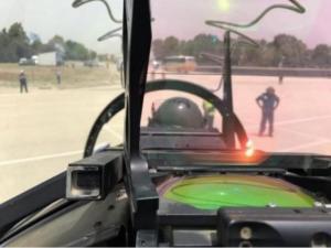 Ο ΑΓΕΑ πέταξε με εκπαιδευτικό αεροσκάφος της Πολεμικής Αεροπορίας του Ισραήλ! [pics]