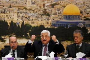 Στο νοσοκομείο για τρίτη φορά μέσα σε μία εβδομάδα ο Παλαιστίνιος πρόεδρος