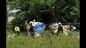 """Κούβα: Βρέθηκε σε καλή κατάσταση το ένα """"μαύρο κουτί"""" της μοιραίας πτήσης"""