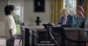 «Σαρώνει» το βίντεο με τον μικρό μουσουλμάνο που «συναντά» τους ηγέτες και κλαίει για την προσφυγιά