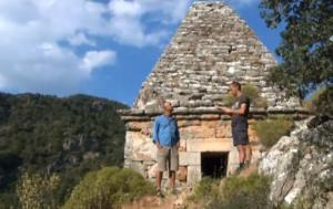 Τούρκοι ισχυρίζονται πως ανακάλυψαν τον τάφο του Διαγόρα του Ρόδιου [vid]