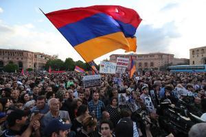 Αρμενία: Νέα ψηφοφορία για την ανάδειξη πρωθυπουργού στις 8 Μαΐου