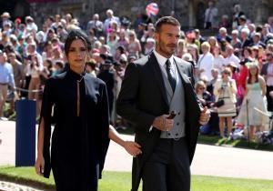 Πρίγκιπας Χάρι – Μέγκαν Μαρκλ: Ιέρεια της μόδας η Βικτώρια Μπέκαμ! Εντυπωσιακή και σικ με σέξι πινελιές [pics]