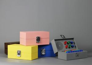 Αυτά τα stylish διακοσμητικά κουτιά είναι στην πραγματικότητα synthesizer!
