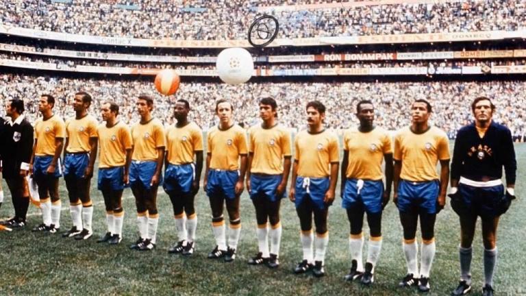 Κορυφαία εθνική ομάδα όλων των εποχών η Βραζιλία 1970 | Newsit.gr