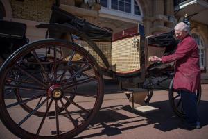 Με 3D ψηφιακή σάρωση μοντελοποίησαν αρχαία χάλκινη άμαξα