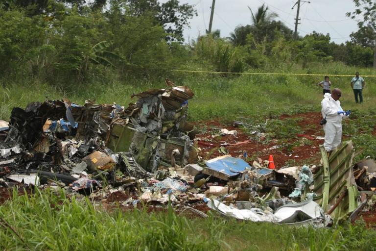 111 οι νεκροί από την αεροπορική τραγωδία στην Κούβα | Newsit.gr