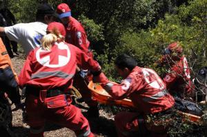 Χανιά: Επιχείρηση διάσωσης τραυματισμένης τουρίστριας – Χτύπησε στο φαράγγι της Ίμπρου στα Σφακιά!