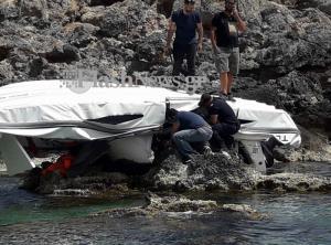Κρήτη: Χαμόγελα αισιοδοξίας για τον μοναδικό επιζώντα από το δυστύχημα με το ταχύπλοο