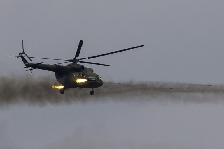 Συντριβή ρωσικού ελικοπτέρου στη Συρία – Νεκροί οι δυο πιλότοι | Newsit.gr