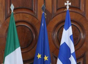 Η Ιταλία φέρνει στην Ελλάδα την προληπτική γραμμή