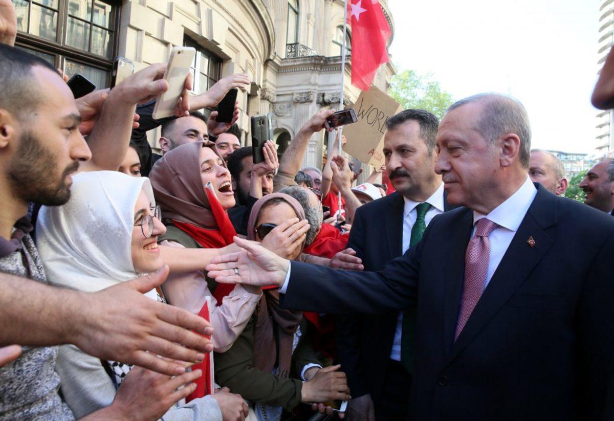 Αποκάλυψη λίγο πριν από τις εκλογές: Σχέδιο δολοφονίας του Ερντογάν