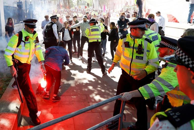 Ερντογάν στην Βρετανία: Επεισόδια μεταξύ τούρκων και κούρδων στο Λονδίνο!   Newsit.gr