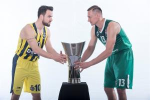 Final Four Euroleague: Φενέρμπαχτσε – Ζαλγκίρις 76-67 ΤΕΛΙΚΟ – Στον τελικό Ομπράντοβιτς και Σλούκας