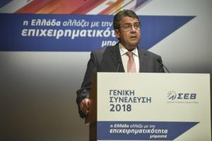 """Υπέρ της γαλλικής πρότασης για ελάφρυνση του ελληνικού χρέους ο Γκάμπριελ – """"Οι χώρες που δάνεισαν στην Ελλάδα πρέπει να τηρήσουν το λόγο τους"""""""