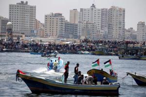 Ισραηλινοί κατέλαβαν το παλαιστινιακό σκάφος που «έσπασε» τον αποκλεισμο της Γάζας