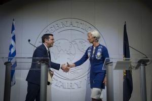 Washington Group: Θρίλερ με την συμμετοχή του ΔΝΤ στο ελληνικό πρόγραμμα!