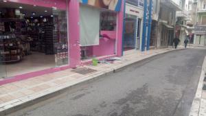 Αγρίνιο: Εισβολή αυτοκινήτου σε κατάστημα – Πάγωσαν οι υπεύθυνοι και οι πελάτες στην είσοδο [pics]