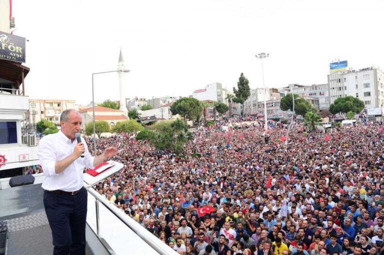 Ο «Θεσσαλονικιός» Μουχαρέμ Ιντζέ επιτέθηκε στον Ερντογάν μέσω… Ελλάδας! | Newsit.gr