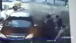 Δεύτερη οικογένεια καμικάζι τρομοκρατεί την Ινδονησία – Video ντοκουμέντο