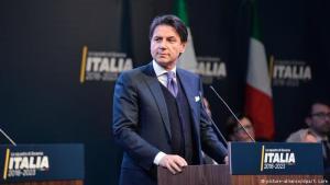 Ιταλία: Εντολή σχηματισμού κυβέρνησης στο Τζουζέπε Κόντε