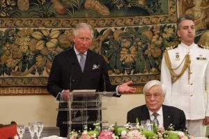 Πρίγκιπας Κάρολος: Είμαστε όλοι Έλληνες [vid]