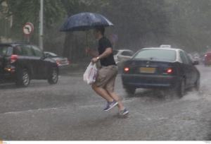 Καιρός: Που θα «χτυπήσει» η κακοκαιρία – Βροχές, καταιγίδες και χαλαζοπτώσεις