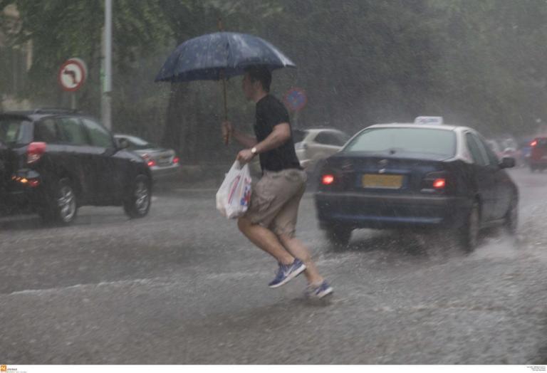 Καιρός: Που θα «χτυπήσει» η κακοκαιρία – Βροχές, καταιγίδες και χαλαζοπτώσεις | Newsit.gr
