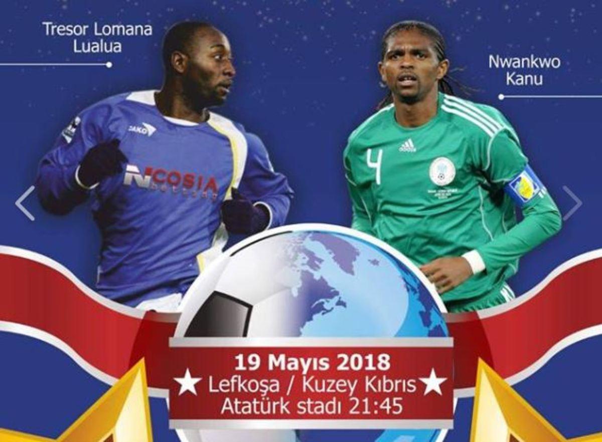 Κύπρος: Σάλος για φιλανθρωπικό αγώνα με αστέρες του παγκόσμιου ποδοσφαίρου στα κατεχόμενα [vids, pic] | Newsit.gr