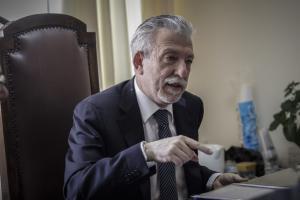 Νέα «καρφιά» Κοντονή προς τους δικαστές για την ηλεκτρονική υποβολή πόθεν έσχες
